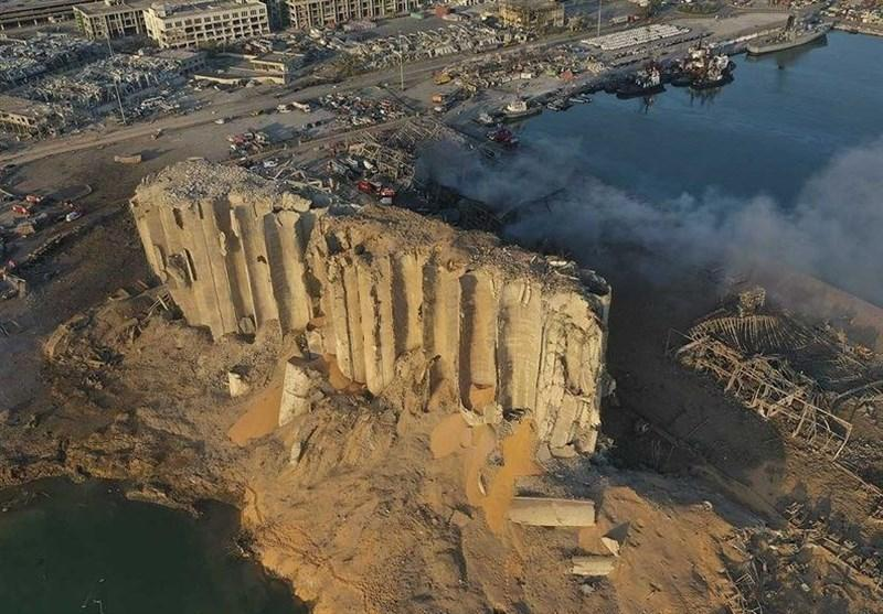 دلیل آتش سوزی جدید در بندر بیروت چه بود؟