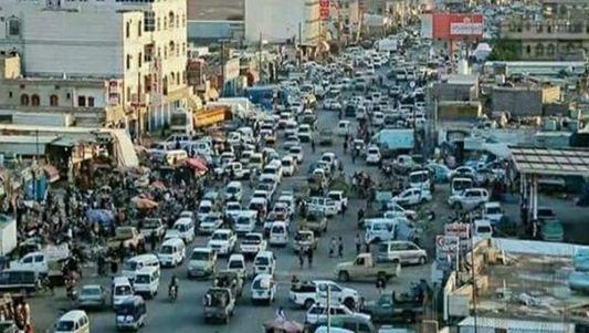 اصابت چند موشک شهر مأرب در شرق یمن را به لرزه درآورد