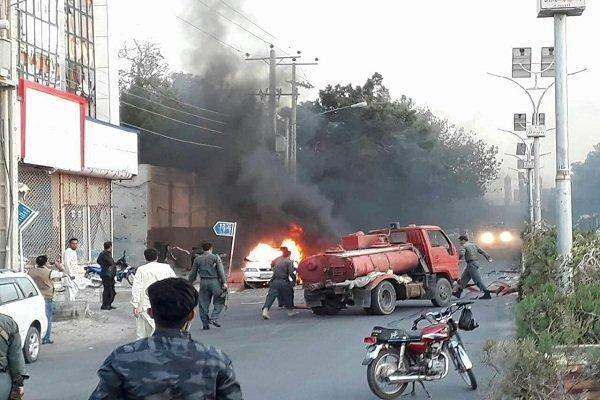 انفجار در بادغیس افغانستان با 3 کشته و زخمی