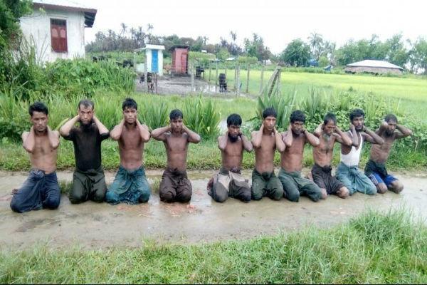 حملات به مسلمانان روهینگیا مصداق جنایت علیه بشریت است