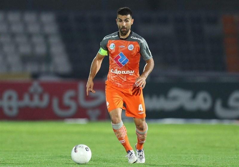 شاه علی دوست: بعد از 15 سال حضور در سایپا، جدایی سخت است، در جهت جدیدی فوتبالم را ادامه می دهم