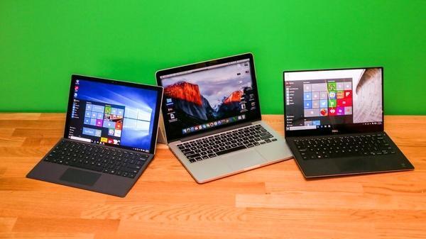 قیمت انواع لپ تاپ، امروز 6 مهر 99