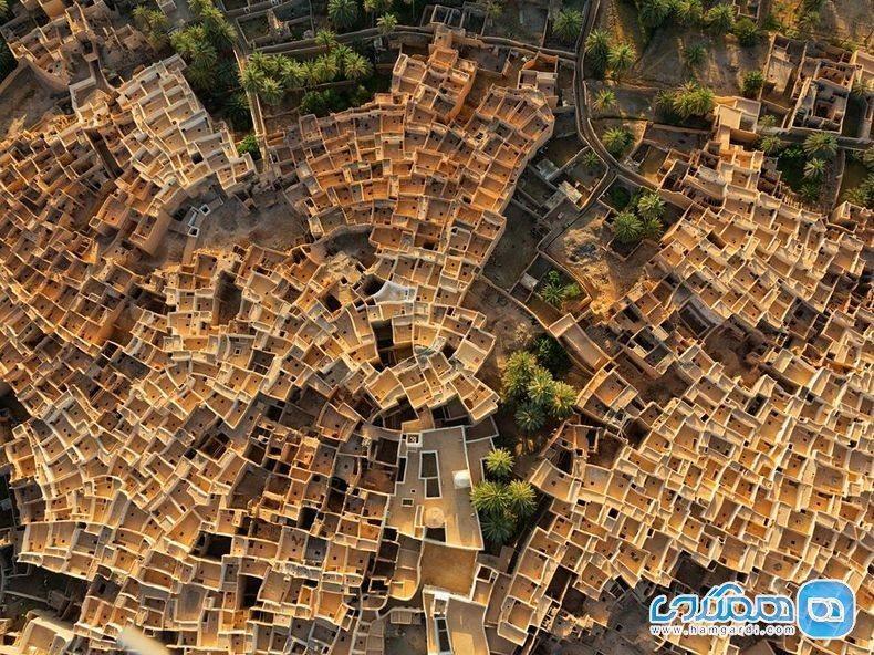 شهر قدیمی قادامس؛ نگین کویر در قلب لیبی