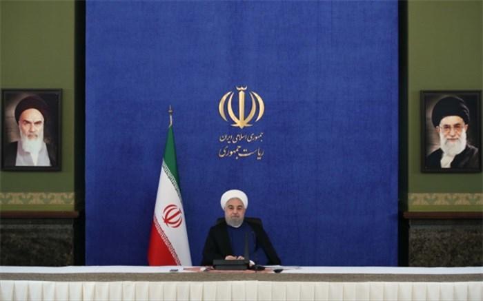 روحانی: باید فرهنگ مصرف در مواد غذایی و دارویی اصلاح شود