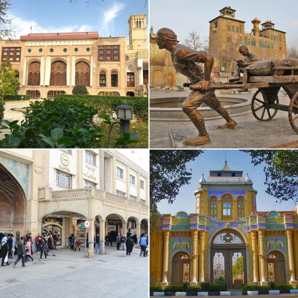 هفته تهران با شعار مکتب تهران در قلب طهران