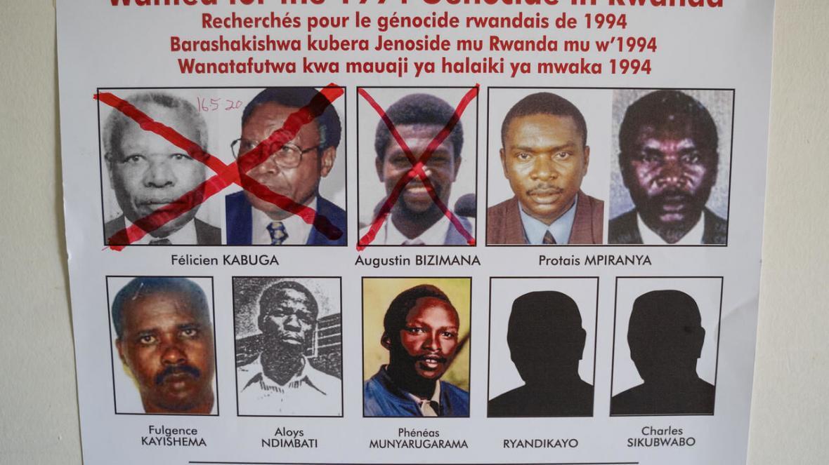 خبرنگاران بلژیک 3 مظنون نسل کشی روآندا را دستگیر کرد
