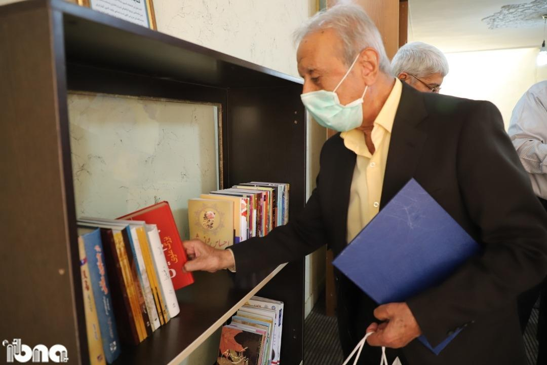 فاز دوم شبکه سالمندان دوستدار کتاب شیراز اجرا شد