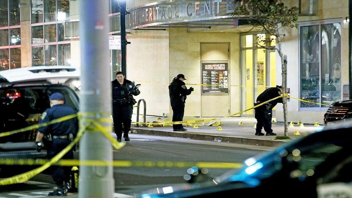 تیراندازی در آتلانتای آمریکا یک کشته بر جا گذاشت