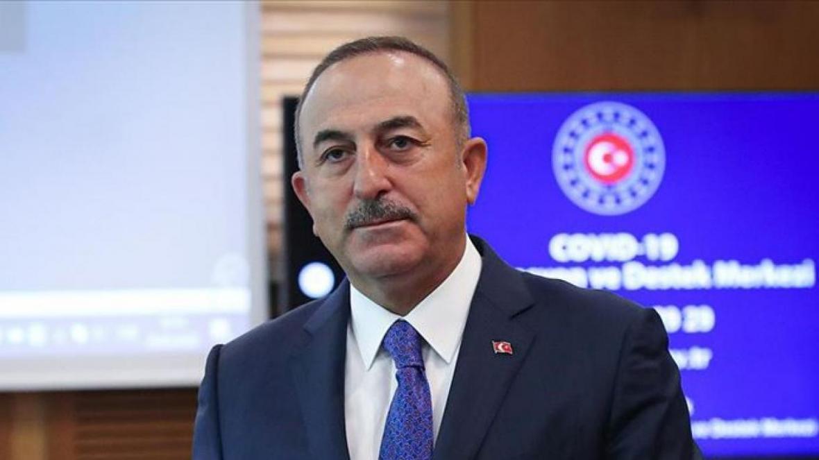 چاووش اوغلو: از همه تصمیمات باکو حمایت خواهیم کرد