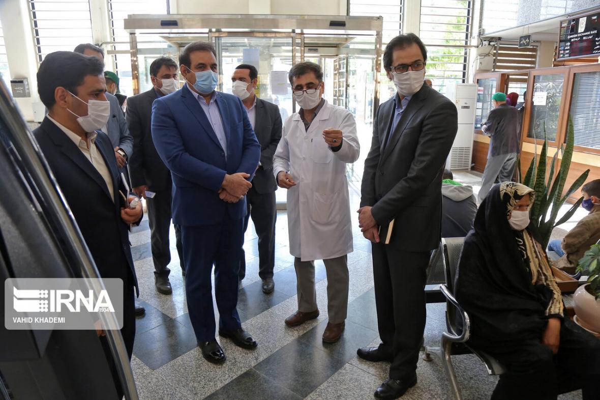 خبرنگاران معاون سیاسی استاندار: نظارت کرونایی در خراسان شمالی بیشتر می شود