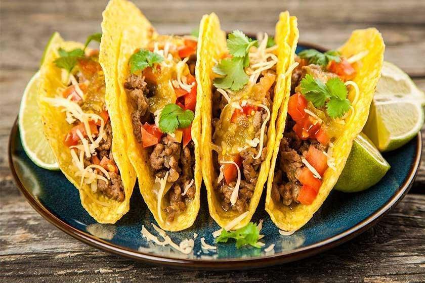 رژیم غذایی مردم مکزیک