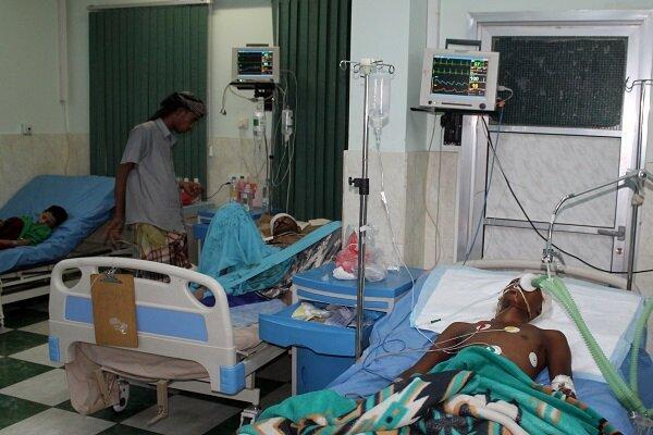 افزایش اختلالات مغزی در میان یمنی ها، استفاده از سلاح های ممنوعه