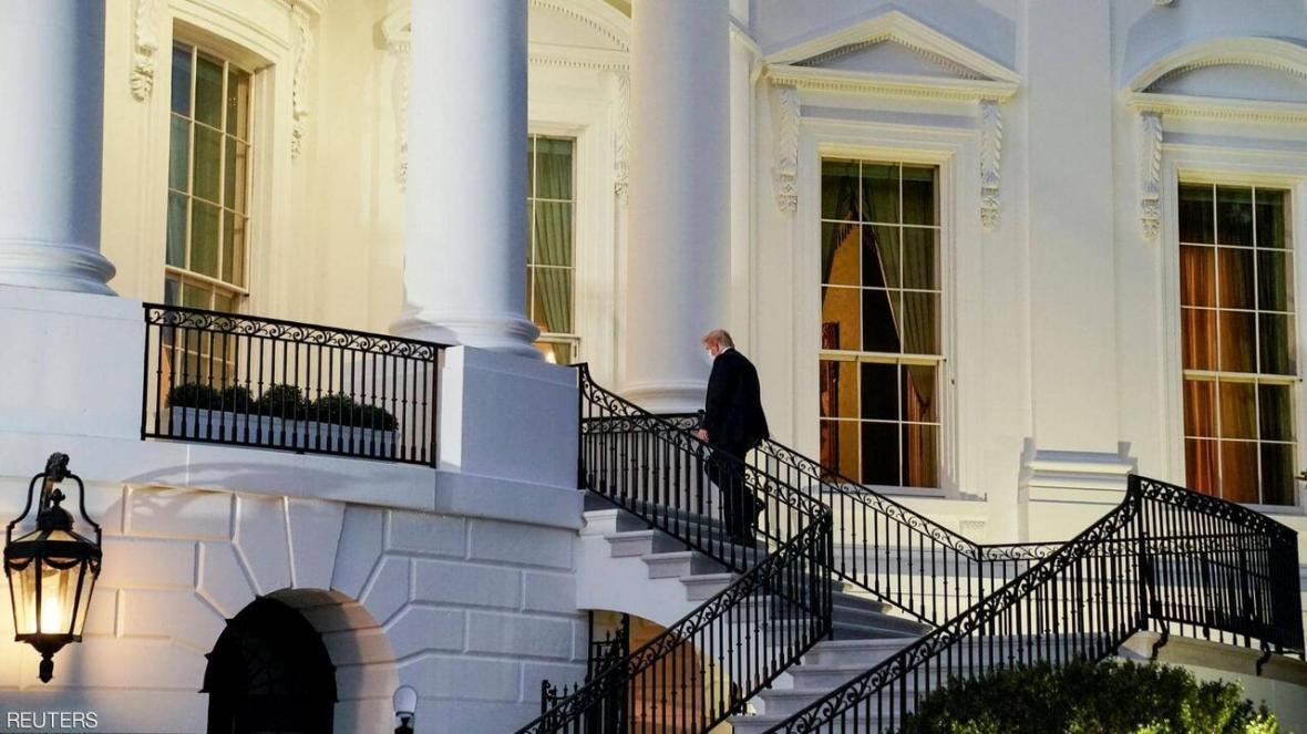 خبرنگاران شناسایی 34 مورد ابتلا به کرونا در ارتباط با کاخ سفید
