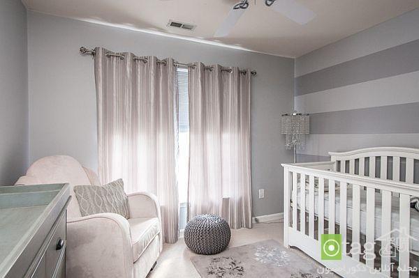 آشنایی با مدل هایی منحصر بفرد و زیبا از رنگ اتاق نوزاد