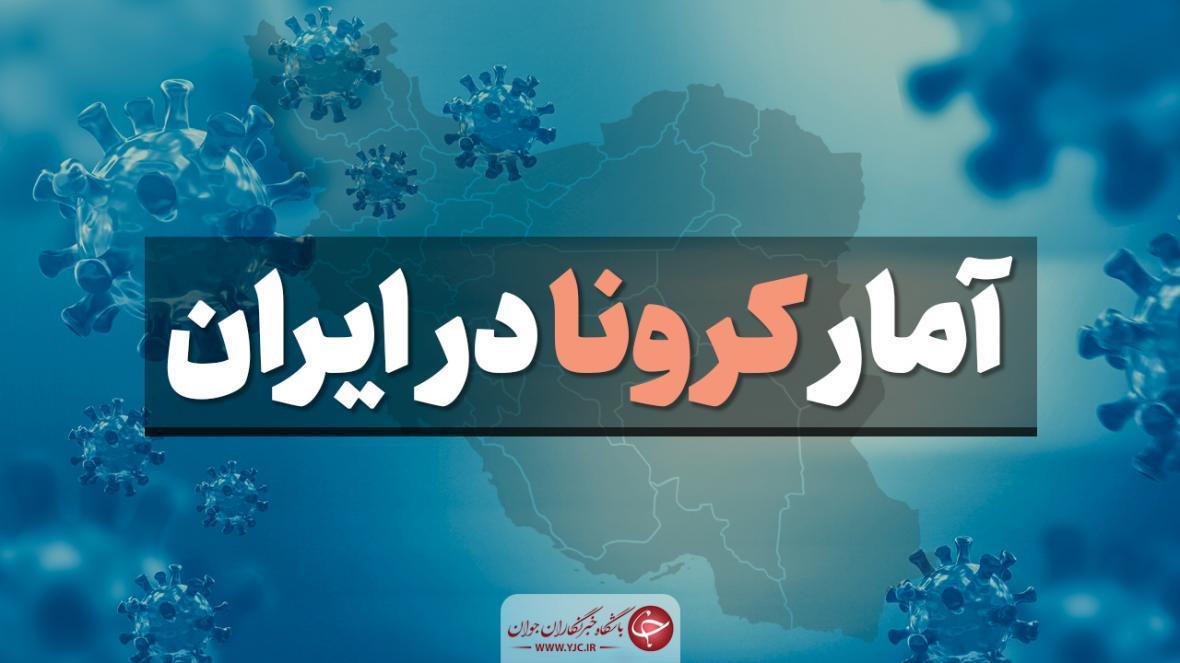 آخرین آمار کرونا در ایران؛ شناسایی 4616 بیمار جدید و فوت 256 کرونایی در کشور