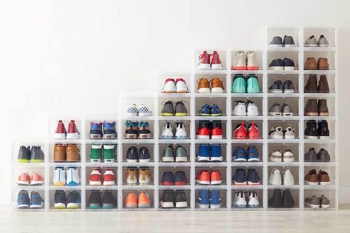 ساخت جاکفشی در خانه، به کفش هایتان سر و سامان دهید!