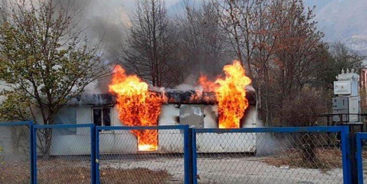 باکو به دنبال دریافت غرامت خانه های سوخته از ایروان