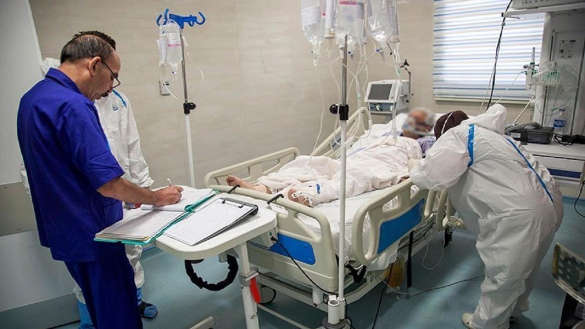 بستری 34 بیمار جدید مبتلا به کرونا ویروس در بیمارستان های کاشان