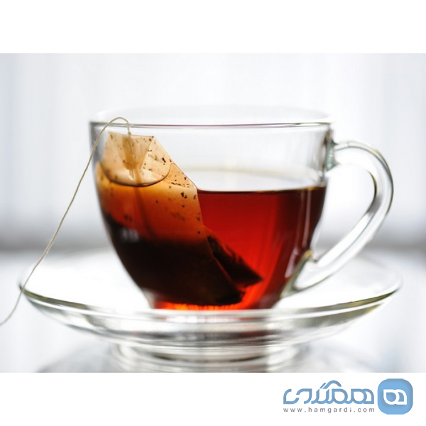 به چای کیسه ای لب نزنید!