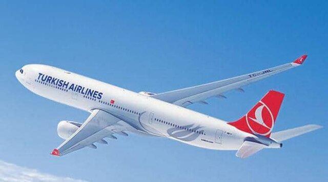 برقراری مجدد پروازهای شرکت هواپیمایی ترکیش از تبریز