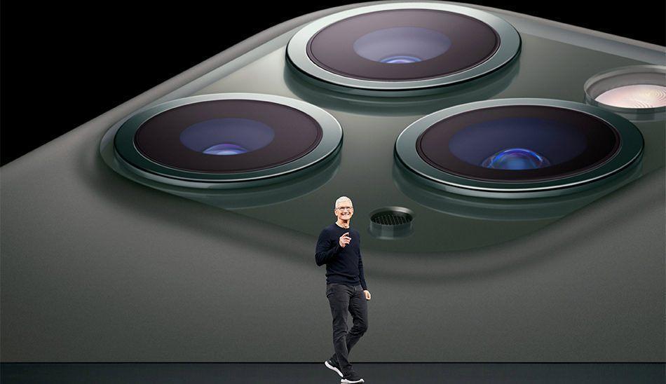 رونمایی مجازی از محصولات جدید اپل