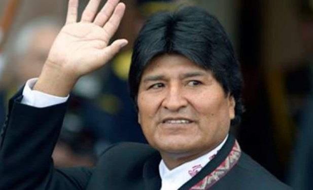 مورالس: حالا ما می خواهیم عزت و آزادی را برای تمامی بولیویایی ها احیاء کنیم