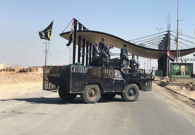 کشف 25 بمب آماده انفجار در کرکوک عراق