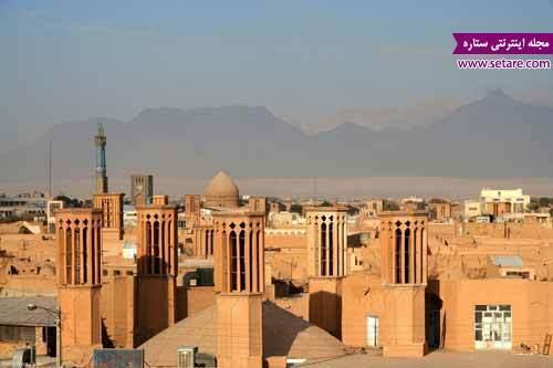 یزد؛ قلب بادگیرها و قنات های ایران