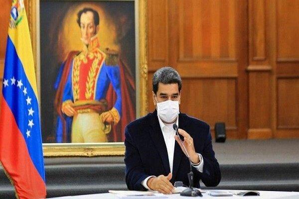 مادورو: با یاری ایران، چین و روسیه به استقلال تسلیحاتی می رسیم
