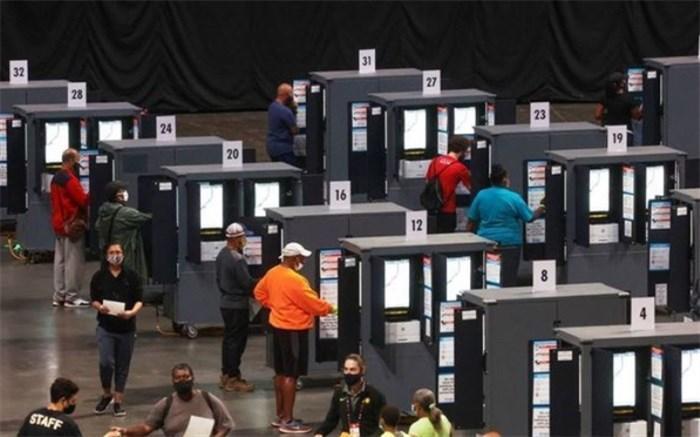 شمار آرا از 81میلیون گذشت؛ آخرین شرایط رای گیری در 8 ایالت نبرد انتخاباتی آمریکا