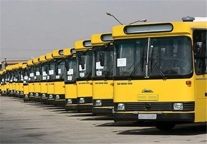 ورود اولین اتوبوس هاى خریدارى شده؛ تا 20 روز آینده