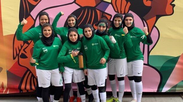 رونمایی از لباس های طراحی شده برای لیگ زنان عربستان