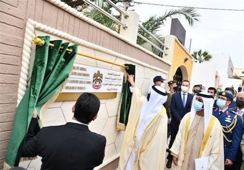 شروع روابط راهبردی ابوظبی - رباط با افتتاح کنسولگری امارات در صحرای غربی