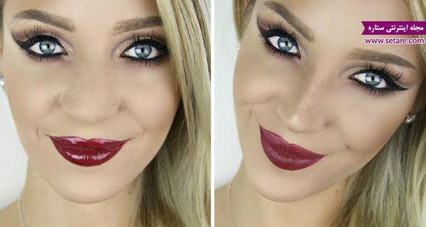 با این آرایش بینی، دیگر نیازی به عمل زیبایی نیست!