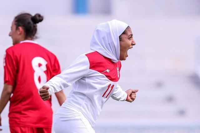 چهکندی: هدف شهرداری بم قهرمانی لیگ برتر بانوان است