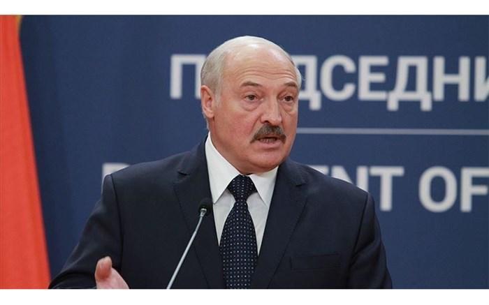 لوکاشنکو: جامعه جهانی از لفاظی توخالی دست بردارد