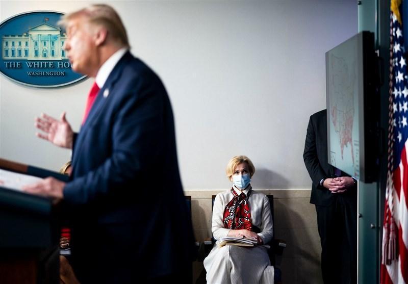 هشدار محرمانه مقام کاخ سفید درباره ورود کرونا به فاز مرگبار جدید در آمریکا