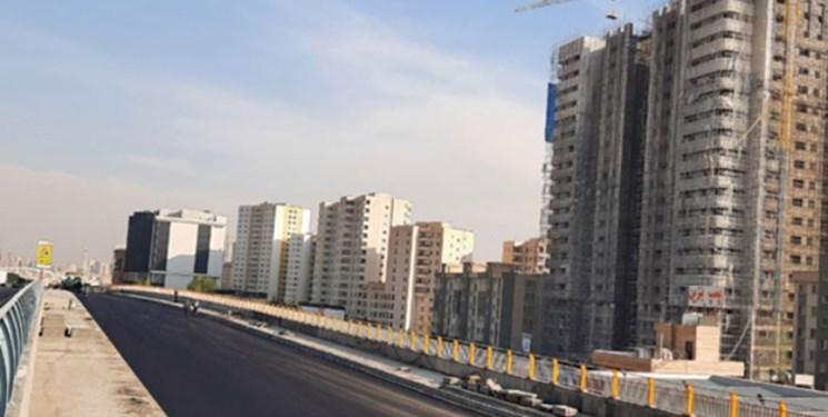افتتاح راستا جدید تقاطع بزرگراه شهید خرازی