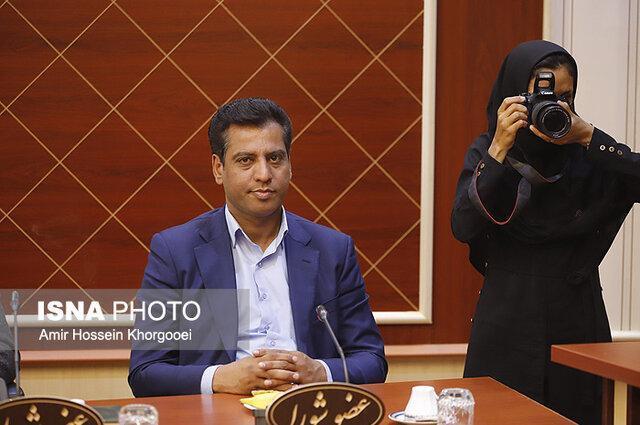 اسماعیل بواشه از حضور در انتخابات هیات فوتبال هرمزگان انصراف داد