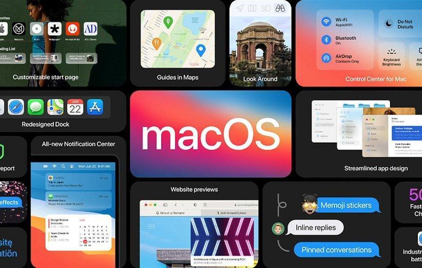 7 ویژگی جدید سیستم عامل macOS Big Sur