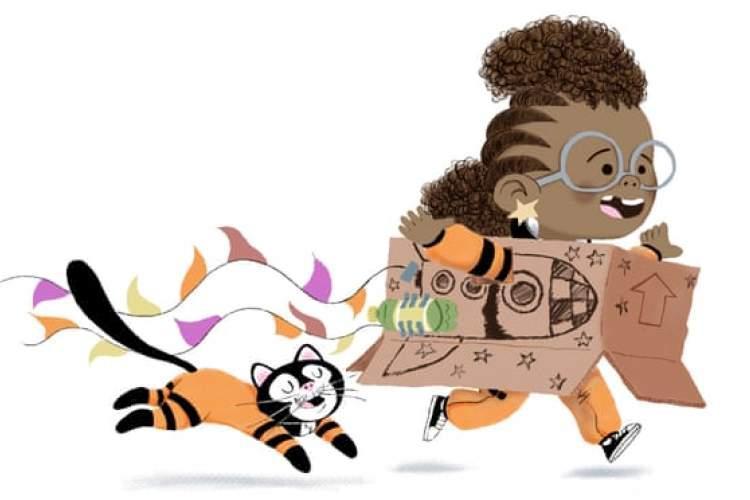 نژادپرستی در بازار کتاب های کودک بریتانیا، قصه پرغصه نویسندگان رنگین پوست