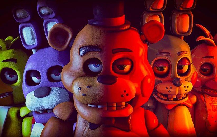 بسته Five Nights at Freddys برای کنسول ها معرفی گشت