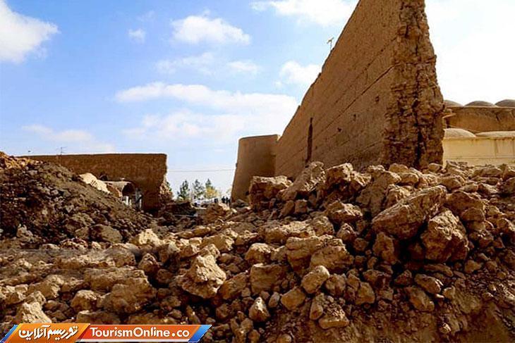 بازسازی اضطراری قلعه&zwnjهای تاریخی آسیب &zwnjدیده از سیل در ابرکوه