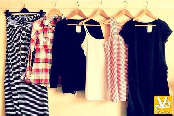 چگونه لباس بپوشیم تا همیشه شیک به نظر برسیم؟