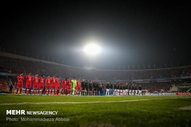 نامه نگاری پرسپولیس با AFC برای میهمانان فینال لیگ قهرمانان آسیا