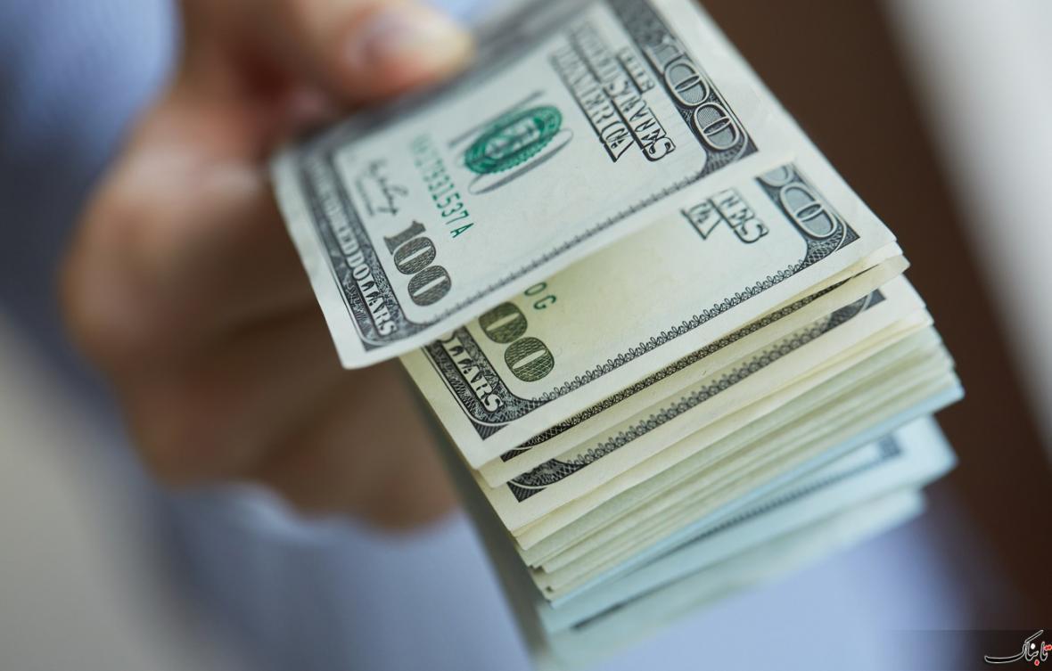 قیمت دلار در بازار متشکل امروز یکشنبه 1399، 09، 09