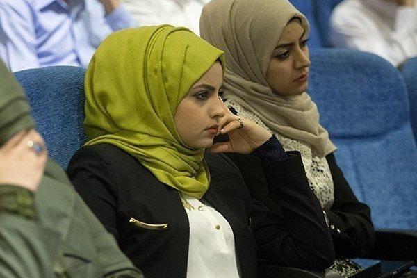 دانشجویان خارجی در دانشگاه خلیج فارس بورس می شوند