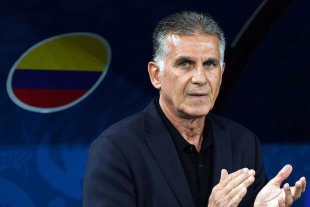 کی روش رسما از سرمربیگری تیم ملی فوتبال کلمبیا اخراج شد