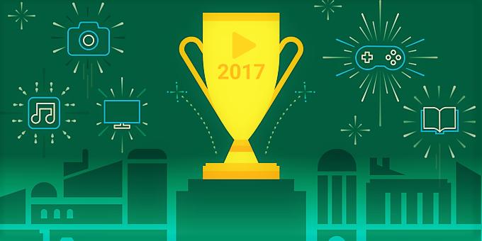 برترین بازی&zwnjهای اندروید سال 2017 در پلی استور