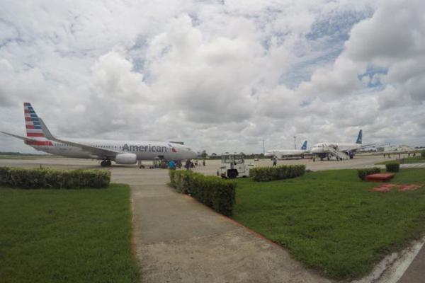 سفر به آمریکا: نخستین پرواز تجاری آمریکا و کوبا در نیم قرن گذشته